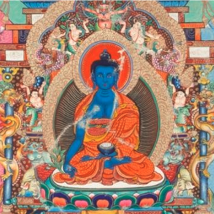 Example Of Himalayan Art