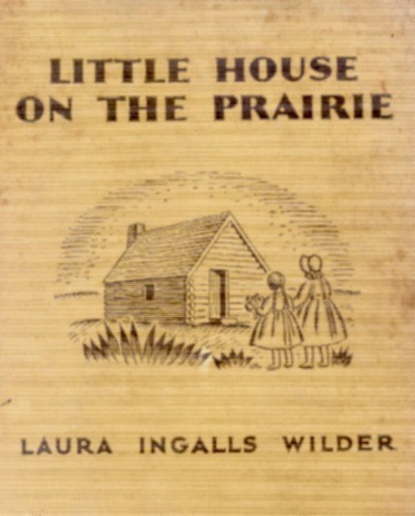 1933 Little House On The Prairie