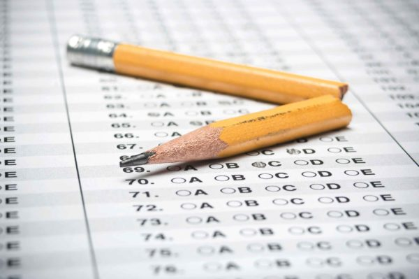 Broken Pencil Exam Michaelquirk I Stock