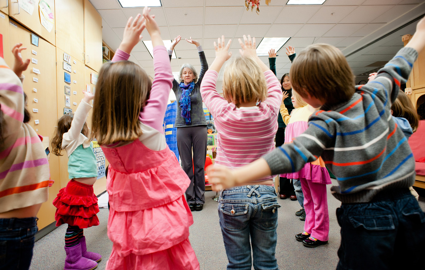 'Kindness Curriculum' Boosts School Success in Preschoolers - Center for Healthy Minds