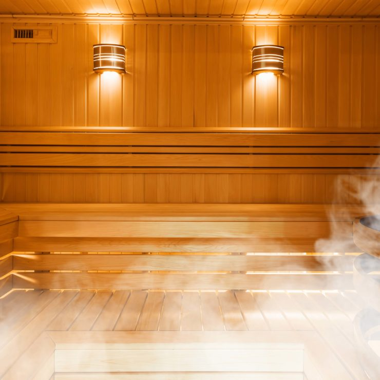 Hot Sauna Web