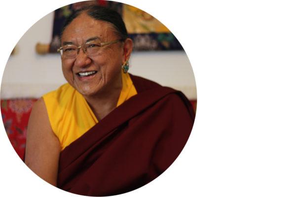 His Holiness Sakya Trichen Rinpoche