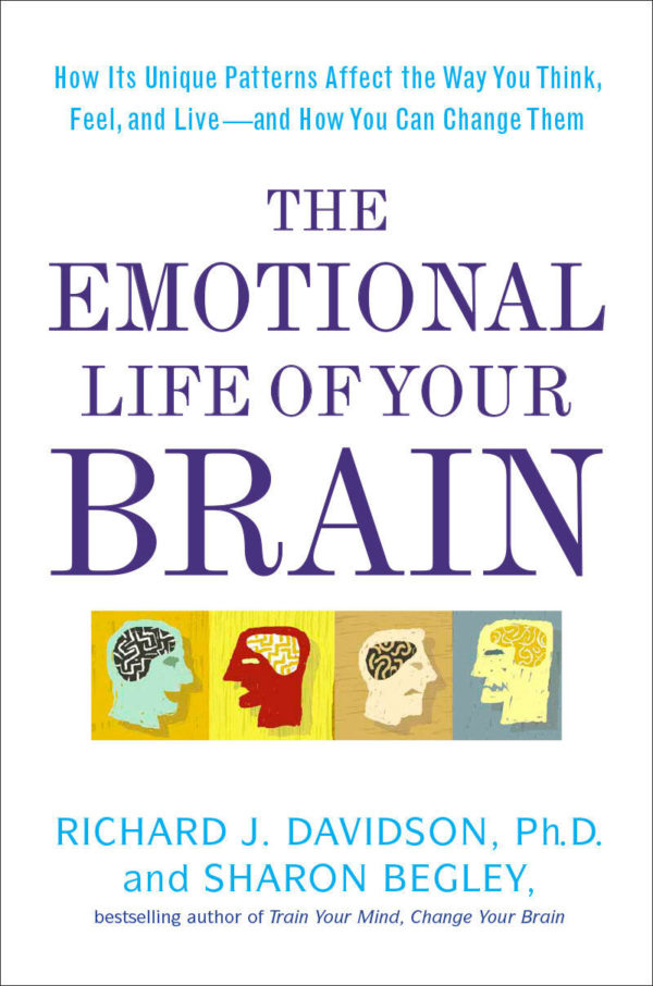 Emotional Life of Your Brain bookcover
