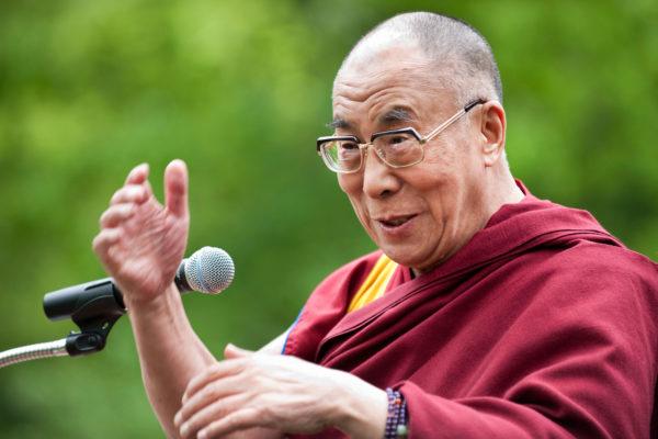 Dalai Lama Olin L10 2802 by Jeff Miller