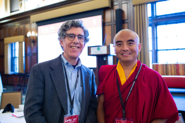 Richard Davidson And Yongey Mingyur Rinpoche