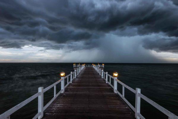 Ocean Bridge Stormy I Stock Phattana Web