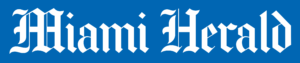 Miami Herald Logo Blue
