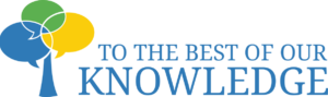 To The Best Of Our Knowledge Logo